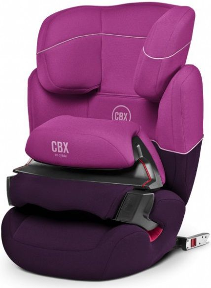 Автокресло CBX by Cybex Aura-Fix Purple Rain в Усть-Каменогорске