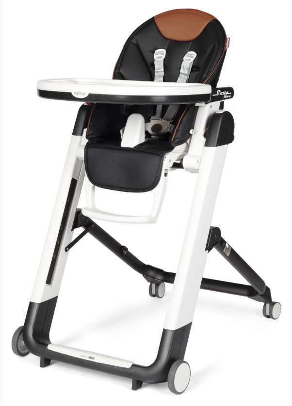 Стульчик Peg-Perego Siesta Follow Me Ebony в Усть-Каменогорске