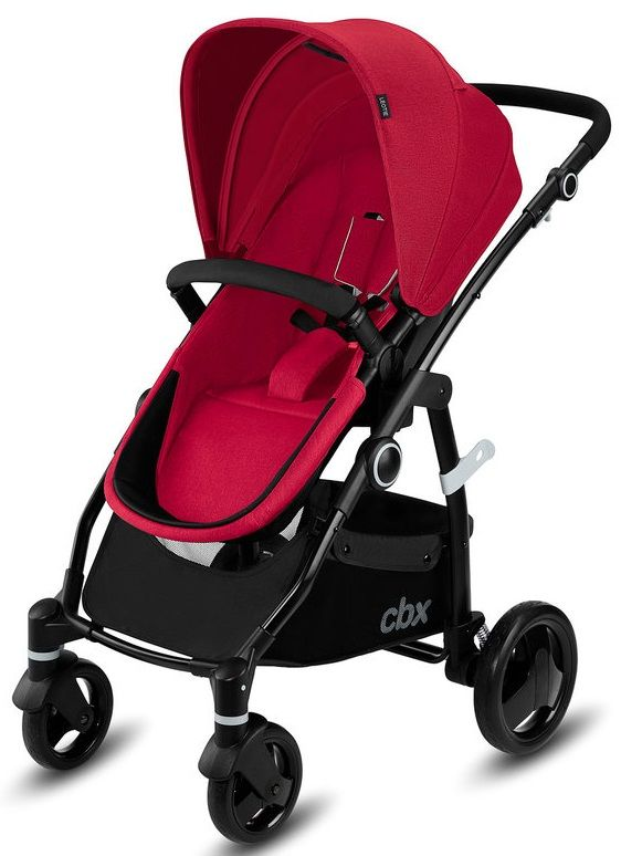 Коляска 2в1 CBX by Cybex Leotie Pure Crunchy Red в Усть-Каменогорске