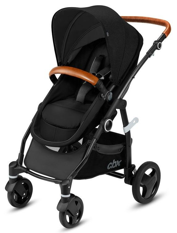 Коляска-трансформер CBX by Cybex Leotie Flex Lux Smokey Anthracite в Усть-Каменогорске